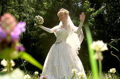 невеста 7 стоковая фотография