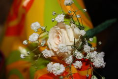 Невеста Hairpin Стоковые Фотографии RF