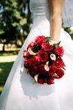 невеста s букета Стоковая Фотография RF