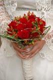 невеста s букета Стоковое фото RF