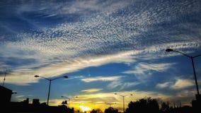 Невиновное небо Стоковая Фотография