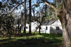 Невольничьи кварталы в Южной Каролине стоковое изображение rf