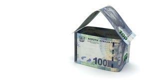 Недвижимость с южно-африканским рандом бесплатная иллюстрация