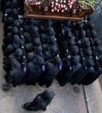 неделя Испании святейших шествий вероисповедная Стоковая Фотография