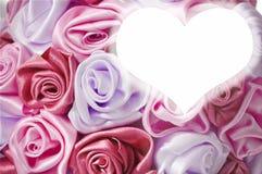 Нежная предпосылка от розовых бутонов, один из большого комплекта флористических предпосылок Стоковое Изображение RF