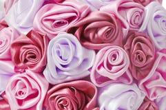 Нежная предпосылка от розовых бутонов Стоковое фото RF