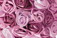 Нежная предпосылка от розовых бутонов Стоковая Фотография RF