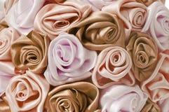 Нежная предпосылка от розовых бутонов Стоковые Изображения RF