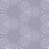 Нежное пастельное фиолетовое и белое влияние предпосылки связало шнурок для предпосылки, карточки или знамени сети Стоковые Фото