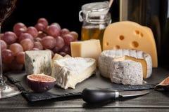 нежность сыра французская стоковая фотография