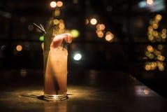 нежность льда питья коктеила померанцовая Стоковые Изображения RF