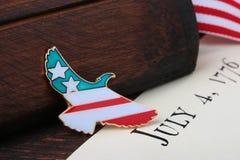 независимость дня Стоковая Фотография RF