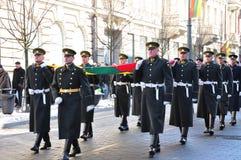 независимость Литва дня Стоковое Фото