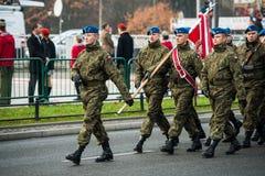 Независимость Польши Стоковое фото RF