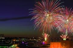 независимость 2009 дней Стоковая Фотография