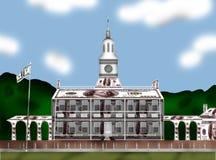 Независимость Hall Стоковое Фото