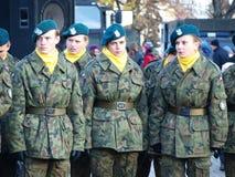 независимость lublin Польша дня Стоковые Фотографии RF