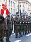 независимость lublin Польша дня Стоковая Фотография