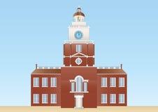 независимость philadelphia залы Бесплатная Иллюстрация