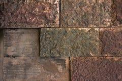 Незаконченная часть каменного блока Стоковые Изображения RF