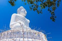 Незаконченный большой Будда Стоковые Фотографии RF