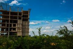 Незаконченный кондоминиум Стоковое Фото