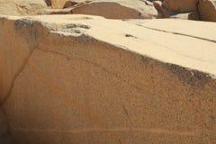Незаконченный обелиск Стоковое фото RF