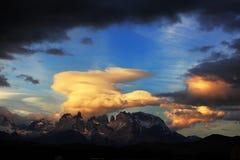 Неимоверные облака Стоковые Изображения RF