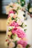 Неимоверный букет чувствительных цветков для wedding Стоковое фото RF