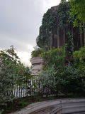 Неиспользованное здание Стоковые Изображения RF