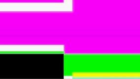 Неисправность 11022 цифров небольшого затруднения данных видео- Стоковые Изображения
