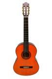 нейлон гитары Стоковое Изображение