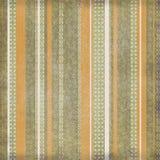 Нейтральная Striped предпосылки страны син коричневых цветов свадьба декоративной деревенская больше Стоковое Фото