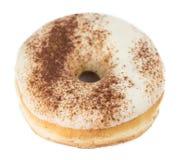 Некоторые Donuts изолированные на белизне Стоковые Изображения