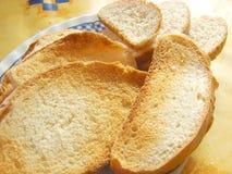 некоторые toastes Стоковое фото RF