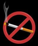 Некурящий Стоковые Изображения