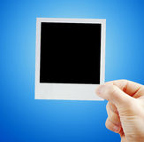 немедленное фото Стоковые Фотографии RF