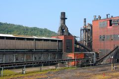 Немецкая индустрия Стоковые Фото