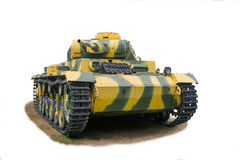 Немецкая мировая война танка средства 2-ая Стоковые Фото