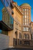 Немецкая национальная библиотека Лейпциг Стоковое Изображение