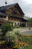 немецкая дом Стоковые Изображения RF