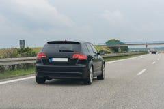 Немецкий автомобиль стоковые изображения rf