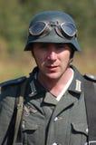 немецкий воин стоковое фото