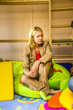 Немецкий министр ia семьи Manuela Schwesig Kinde Стоковое Фото