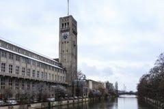 Немецкий музей Стоковые Фотографии RF