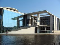 немецкий парламент s офиса стоковые фото