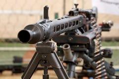 Немецкий пулемет MG-42 Стоковая Фотография RF