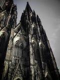 Немецкий собор как построение стоковое фото