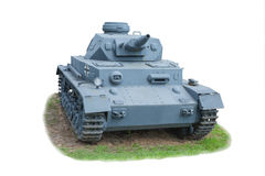Немецкий танк 2-ая мировая война Стоковые Фотографии RF
