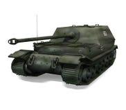 Немецкий танк Ferdinand Стоковое Изображение RF